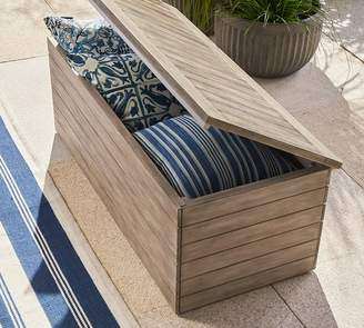 Pottery Barn Indio Storage Bench