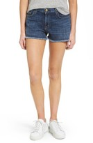 Current/Elliott Women's The Boyfriend Denim Shorts
