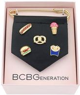 BCBGeneration For Pins Sake Safety Pin Bracelet Charm