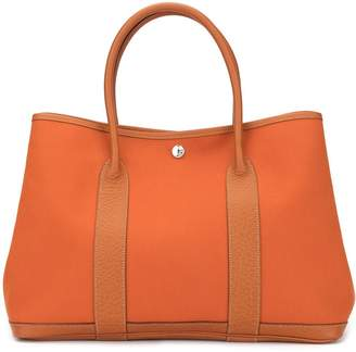 Hermes Pre-Owned 2005 Garden Party 36 tote