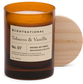 11oz Candle With Wood Lid