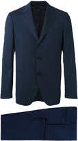 Caruso formal suit - men - Wool/Spandex/Elastane/Cupro - 48