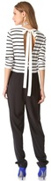 Sonia Rykiel Sonia by Combo Jumpsuit