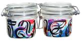 Borghese Limited Edition Fango Grafitti Duo Kit - (Active and Delicato)