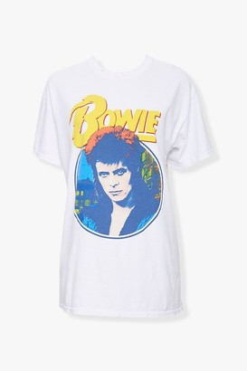 Forever 21 David Bowie Graphic Tee