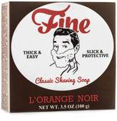 Fine Accoutrements L'Orange Noir Shave Soap