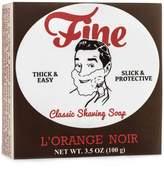 L'Orange Noir Shave Soap by Fine Accoutrements (3.5oz Shave Soap)