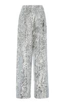 Michael Kors Paillette Wide Leg Trouser