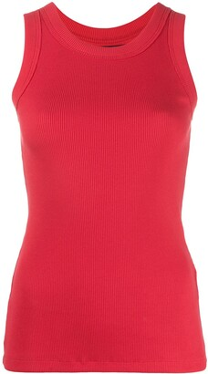 Styland Ribbed Tank Top
