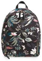 Kate Spade Watson Lane - Botanical Hartley Nylon Backpack