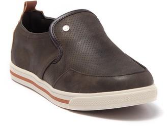 Steve Madden Frenzy Perforated Slip-On Sneaker (Little Kid & Big Kid)