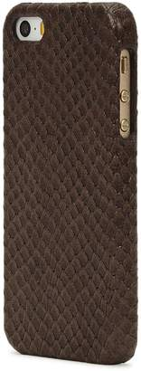 Factory The Case Cobra-effect Leather IPhone 5/5S/SE Case