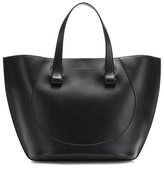 Victoria Beckham Large Tulip leather tote