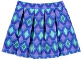 Forever 21 Girls Pleated Skirt (Kids)