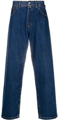 Acne Studios 1991 Toj Trash loose-fit jeans