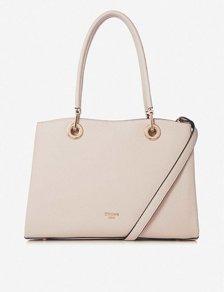 Dune Darys faux-leather tote bag