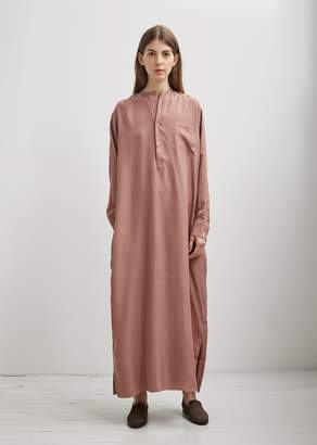 Extreme Cashmere Lord Oversized Silk Dress