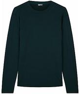 Jaeger Heavy Jersey Long Sleeve T-shirt, Forest Green