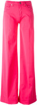 Love Moschino wide leg trousers