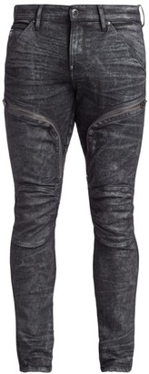 G Star Air Defence Zip Knee Skinny Jeans