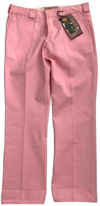Dickies Pink Cloth Trousers