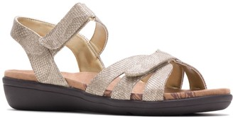 Hush Puppies Soft Style by Pearle Women's Strappy Sandals