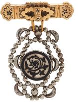 Lulu Frost One-Of-A-Kind Vintage Victorian Treasure Brooch