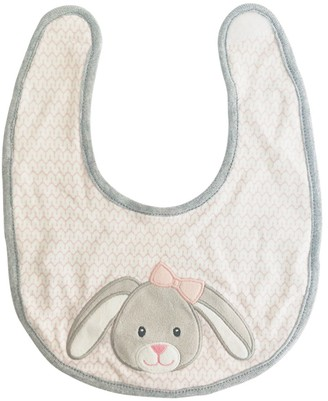 Urban Products Bunny Bib 24cm Pink