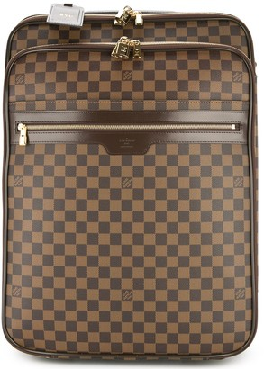 Louis Vuitton pre-owned Pegase 55 Business luggage bag