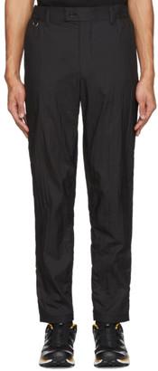 Minotaur Black Wrinkles Air Trousers