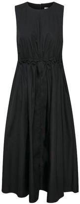 Gestuz SoriGZ Black Sleeveless Dress - black | cotton | sz 38 - Black/Black