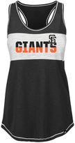 Majestic Women's San Francisco Giants Gametime Glitz Tank Top