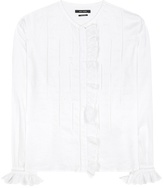 Isabel Marant Amos ruffled blouse
