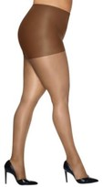 Hanes Womens Plus Size Silk Reflections Control Top Pantyhose Style-00P16