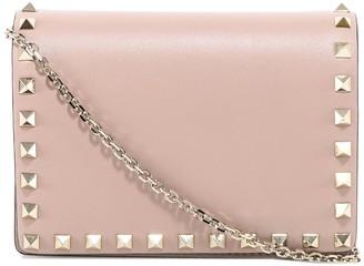 Valentino Rockstud Chain Crossbody Bag