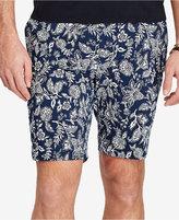 "Polo Ralph Lauren Men's 9"" Floral-Print Stretch Chino Shorts"