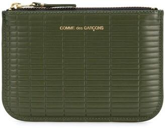 Comme des Garcons Textured Wallet
