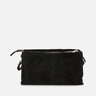 Nunoo Women's Stine New Suede Bag - Black