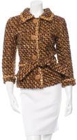 Dolce & Gabbana Wool Embellished Jacket