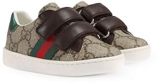 Gucci Kids GG Supreme sneakers