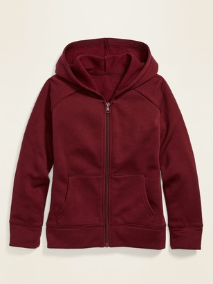 Old Navy Uniform Zip Hoodie for Girls