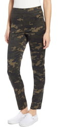 Tinsel Camouflage Pull-On Jeggings