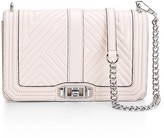 Rebecca Minkoff Best Seller Geo Quilted Love Crossbody Bag