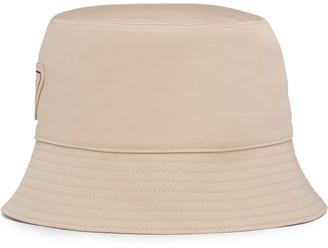 Prada Gabardine Bucket Hat