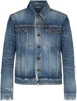 Saint Laurent classic denim jacket