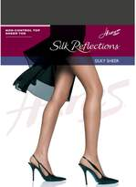 Hanes Silky Sheer Non-Control Top SF 1 Pair Pack, CD