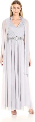 Jessica Howard JessicaHoward Women's Basketweave Gown
