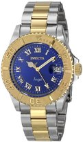Invicta Women's 14363 Angel Analog Display Swiss Quartz Two Tone Watch