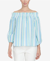 CeCe Off-The-Shoulder Top