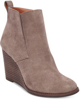 Lucky Brand Women's Yameena Wedge Booties